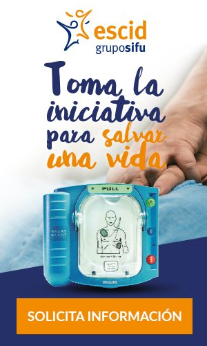 Cardio Protección - escid - GrupoSifu - Toma la iniciativa para salvar una vida