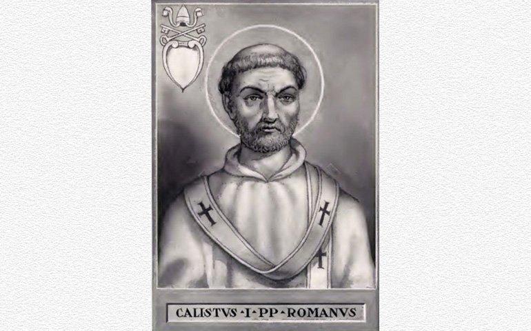 san calixto papa en el santoral de octubre