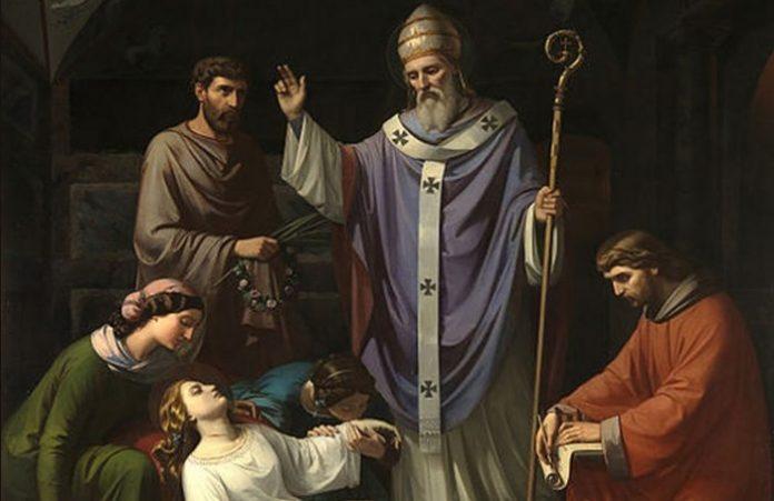 san calixto papa santoral octubre